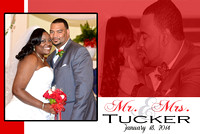 Mr. & Mrs. Tucker's Wedding January 2014