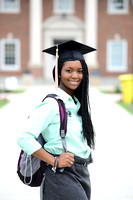 Miya's Cap & Gown Photos